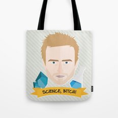 Jesse Pinkman Breaking Bad Tote Bag