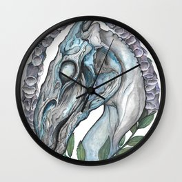 Thestrasl and Cornish Pixie Wall Clock