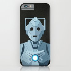 Nightmare in Silver (Cyberman) Slim Case iPhone 6s