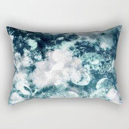 Heavy Cloud but no Rain Rectangular Pillow