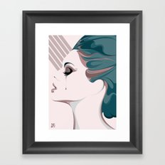 TEAR/001 Framed Art Print