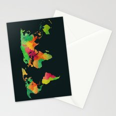 We are colorful Stationery Cards
