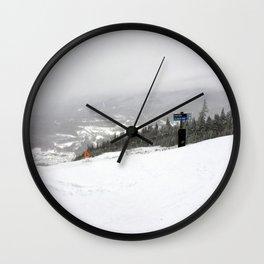 Ovation Killington Wall Clock