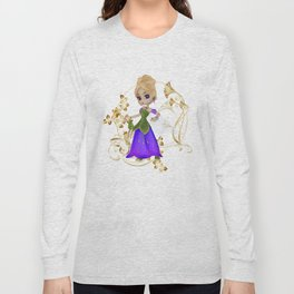Fairy Princess .. fantasy Long Sleeve T-shirt