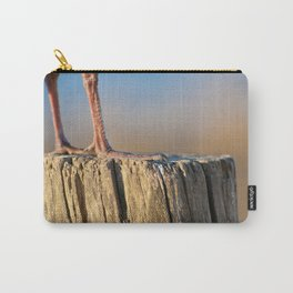 Seagull - Animal  photography #Society6 Carry-All Pouch