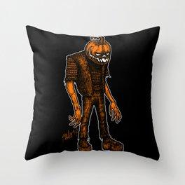 Autumn People 4 Throw Pillow