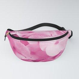 Hydrangea - pink tint Fanny Pack