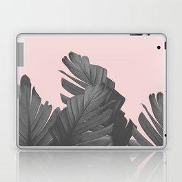 Blush Banana Leaves Dream #4 #tropical #decor #art #society6 Laptop & iPad Skin