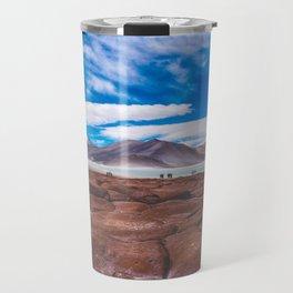 Piedras Rojas (Red Rocks), San Pedro de Atacama Desert, Chile Travel Mug