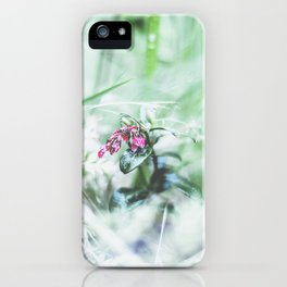 Lingonberry iPhone Case