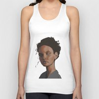 dylan Tank Tops featuring Dylan by Notwhatnot