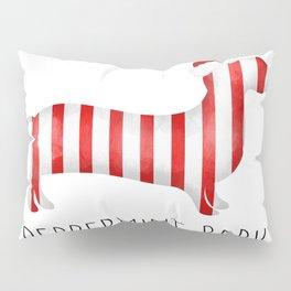 Peppermint Bark Pillow Sham