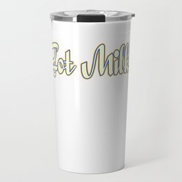 Simple yet tricky tee design made perfectly for full of humor person like you! Makes a nice gift too Travel Mug
