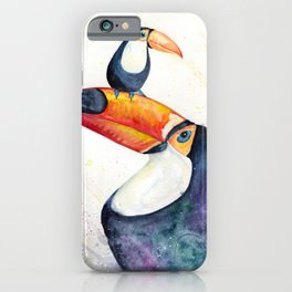 Toucan Play That Game iPhone Case