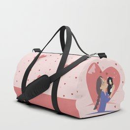 A big hug Duffle Bag