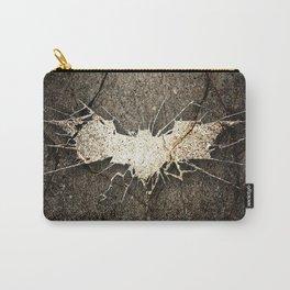Batmann Logo Carry-All Pouch