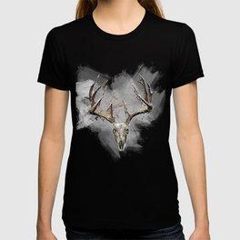 King of the Forrest - Trophy Buck - Deer T-shirt