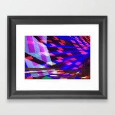 Night Light 102 Framed Art Print