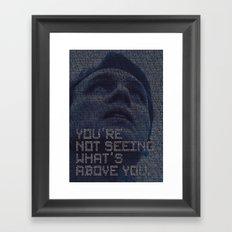 mr.robot_eps2.9_pyth0n-pt2.p7z Framed Art Print