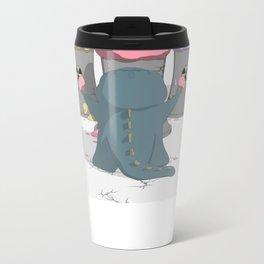 Godzelato! - Series 5: Flavor Matters Metal Travel Mug