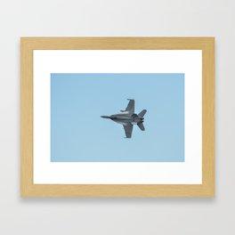 F11 Hornet Framed Art Print