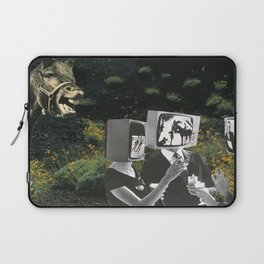 Animals Laugh At People Too Laptop Sleeve