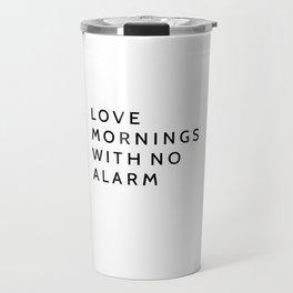 Bedroom decor Travel Mug
