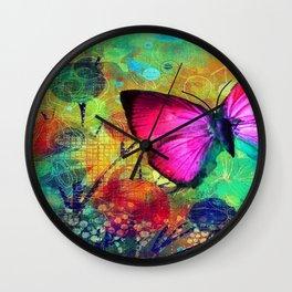 DAME EDNA Wall Clock