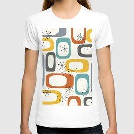 Mid Century Modern Shapes 02 #society6 #buyart T-shirt