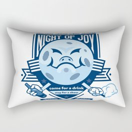 Night of Joy Rectangular Pillow