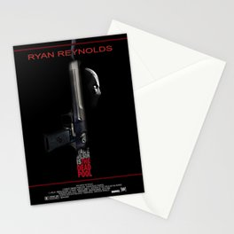 The Dead Pool Stationery Cards