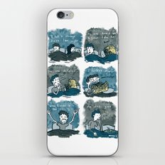 I Dreamed a Dream iPhone & iPod Skin