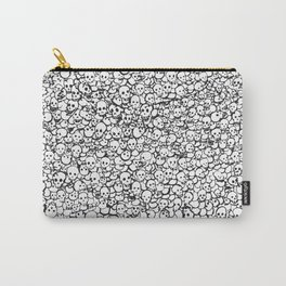 Skulls by Caleb Carry-All Pouch