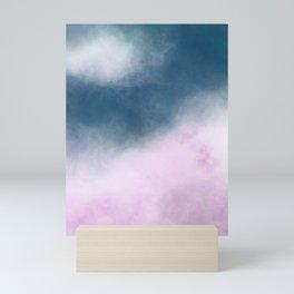Storm at Sunset Mini Art Print