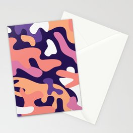 Camouflage 01 Stationery Cards