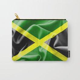 Jamaica Flag Carry-All Pouch