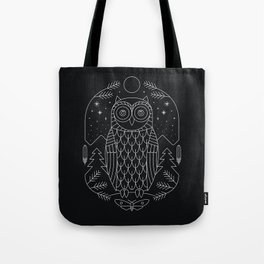 Night Life Tote Bag