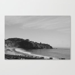 NEWPORT BEACH Canvas Print