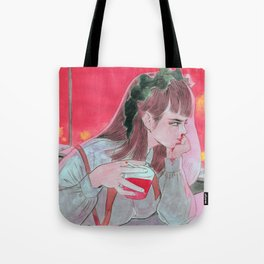 LONELY WAKAME Tote Bag