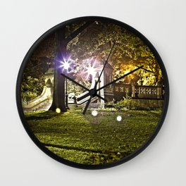 Central Park, NYC - HDR Wall Clock