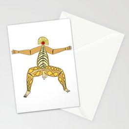 God of virility Stationery Cards
