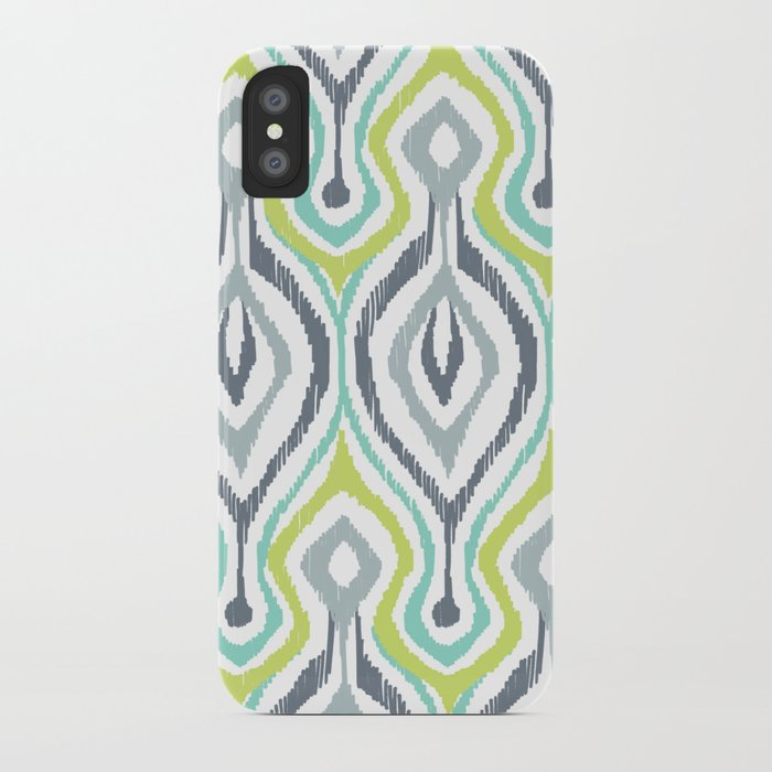Sketchy IKAT iPhone Case