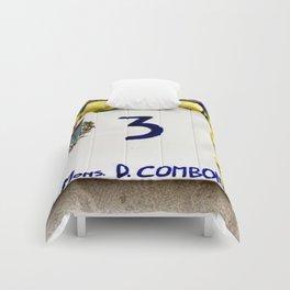 Number 3 Comforters