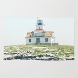 Lighhouse photography Rug