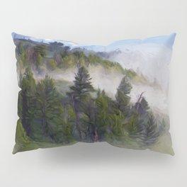Morning Fog #2 Pillow Sham