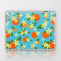 Orange Blossom Daydreams Laptop & iPad Skin