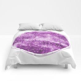 Northern Stars Rose Comforters