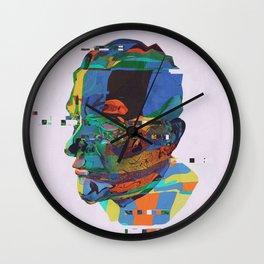 PORTRAIT_0001.BMP Wall Clock