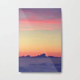 nature's pastels Metal Print