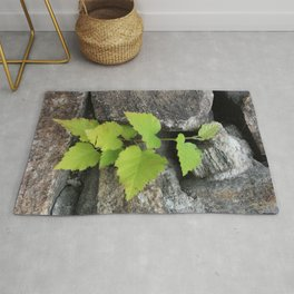 Little plant Rug
